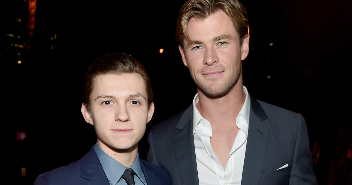 Chris Hemsworth Helped Tom Holland Become Spider-Man With One Well-Timed Phone Call