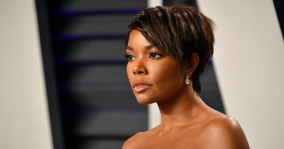 Gabrielle Union's Monte Carlo Film Festival Outfit Is The Perfect '70s Throwback