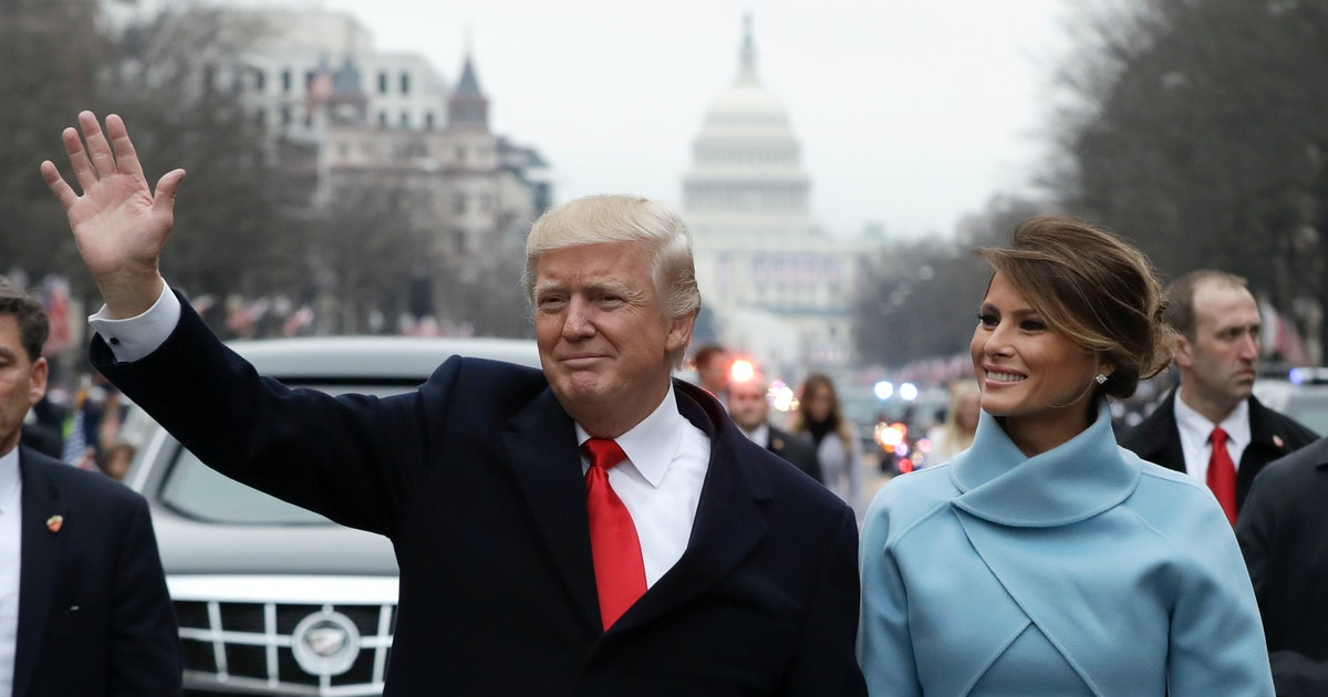 Trump's Administration Still Owes Washington DC For His Inauguration, According To A New Report