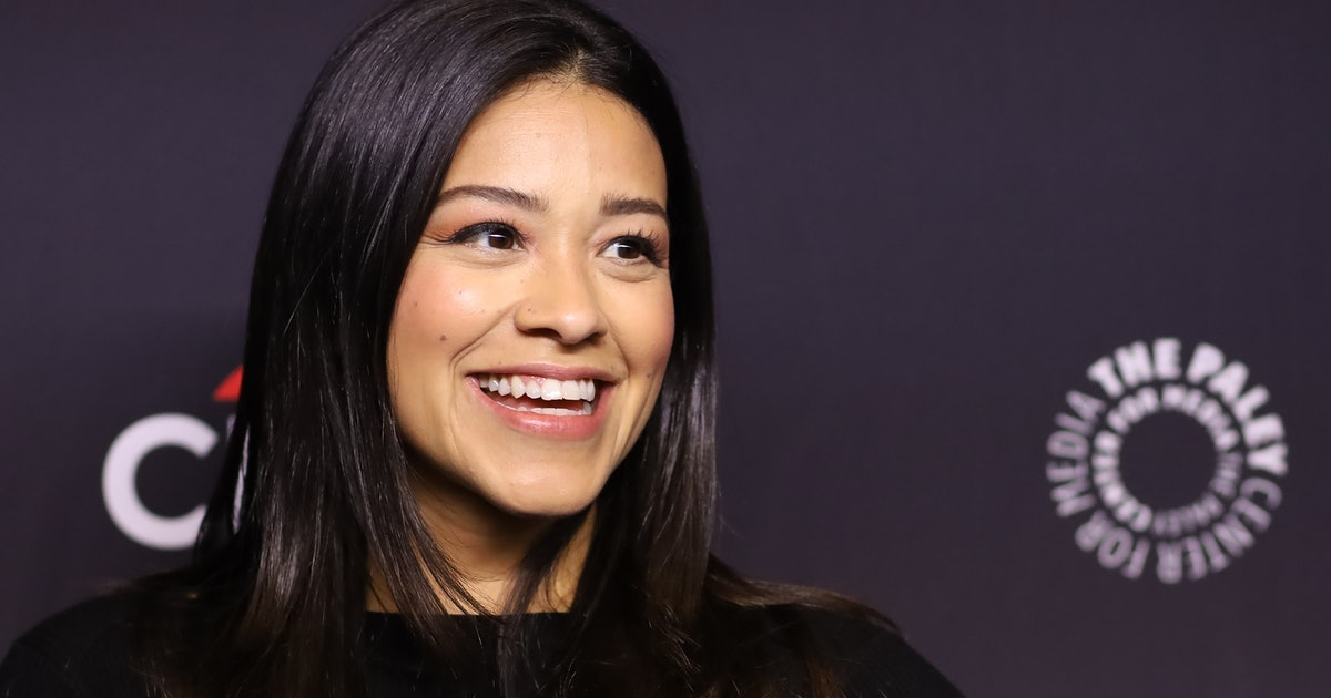Gina Rodriguez Stopped Filming 'Jane The Virgin' To Focus On Her Mental Health — VIDEO