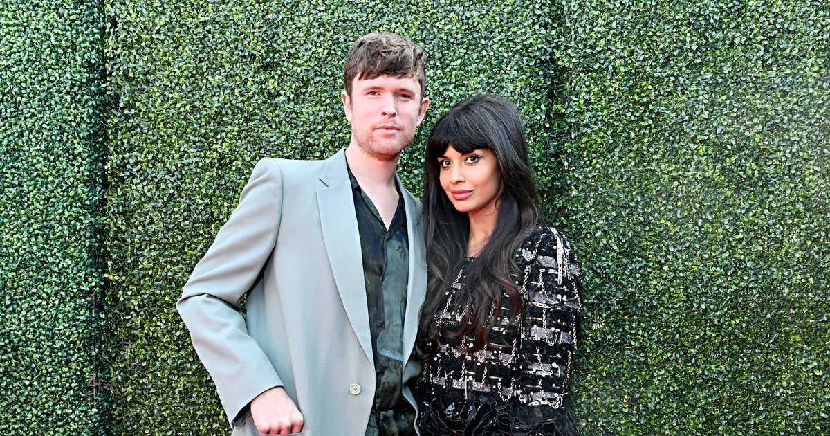 "Who Is Jameela Jamil Dating? Her Boyfriend James Blake Has Called Her An ""Inspiration"""
