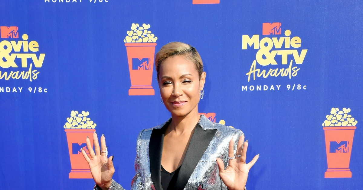 "Jada Pinkett Smith's 2019 MTV Movie & TV Awards Speech Recognized All The Other ""Trailblazers"" In The Room"