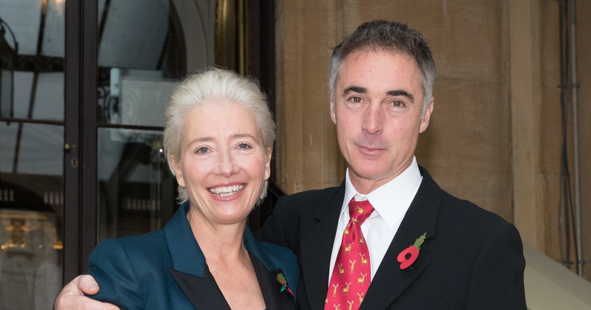 Emma Thompson's Husband Greg Wise Met The 'Late Night' Star After An Illuminating Psychic Reading