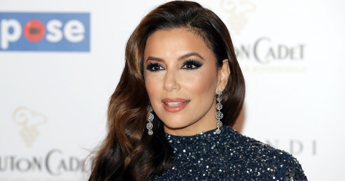 Eva Longoria's Yellow Suit Is The Perfect Warm-Weather Closet Update