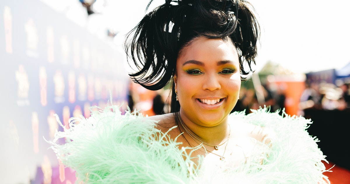 "Lizzo's Song ""Boys"" Became A Meme & The Singer Absolutely Loves It"