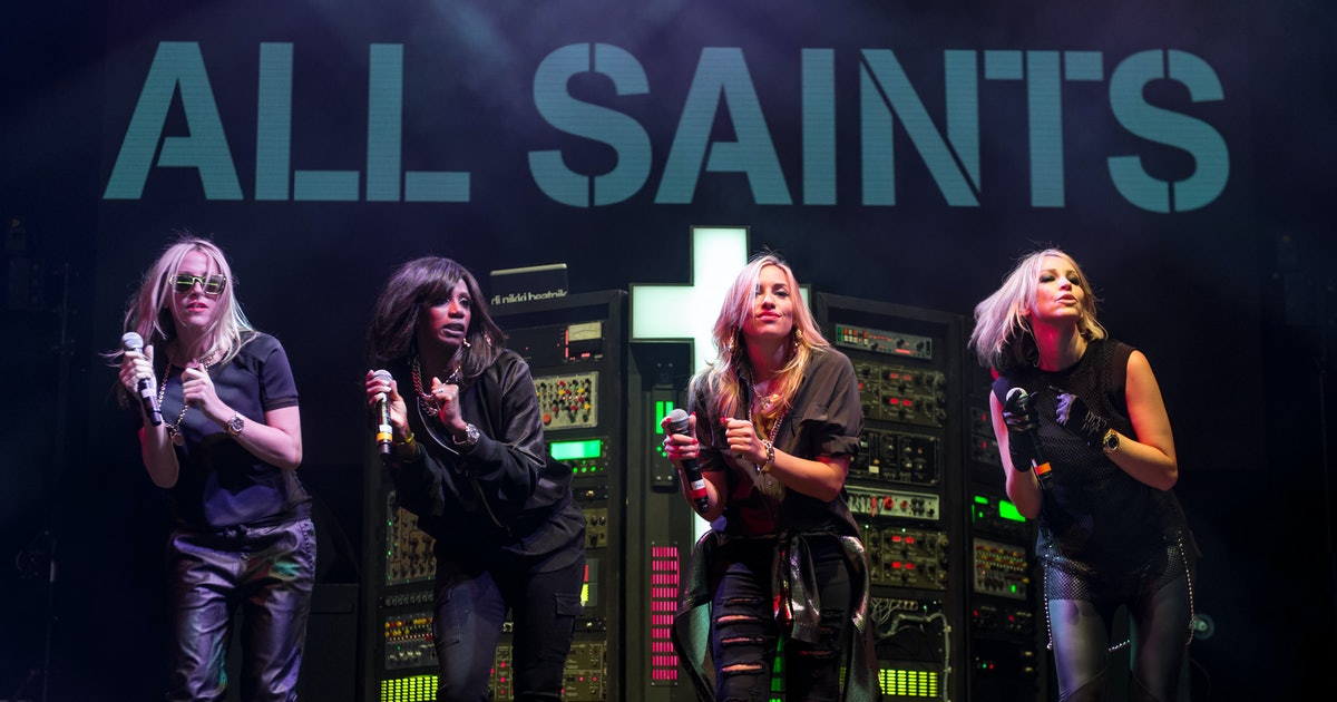 Will All Saints Tour The UK In 2019? Here's How You Can See Them IRL