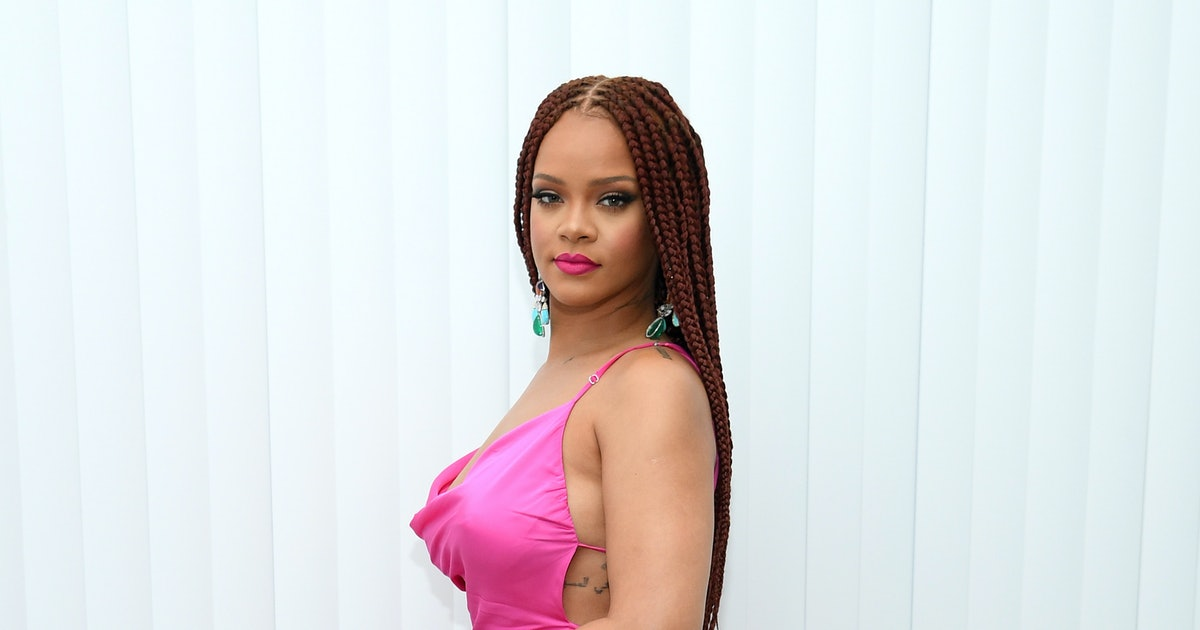 Rihanna's 'No More Music' Tee Is $230 & Her Bossiest Move Yet