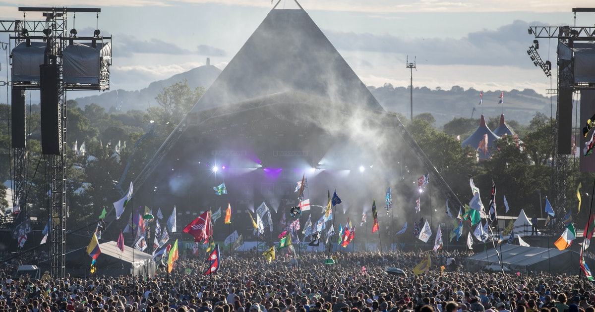 How To Watch Glastonbury 2019 On TV, Because There's No Need To Miss Out On The Music