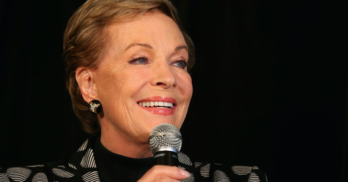 Julie Andrews' Role In The New Shondaland Netflix Series Is A Far Cry From Mary Poppins