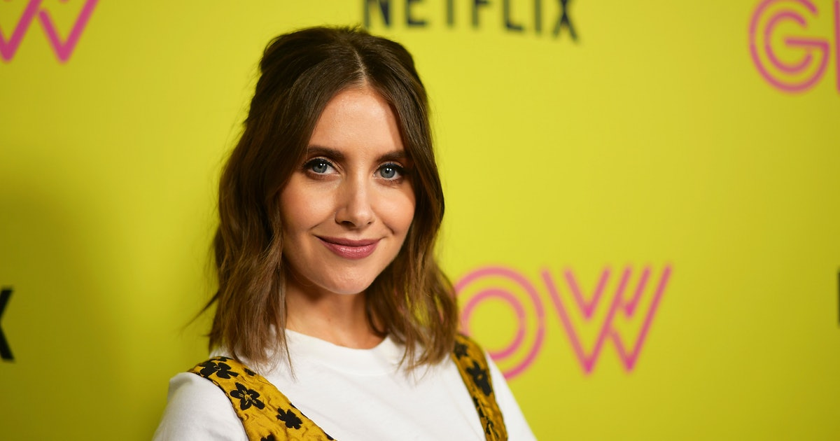 Alison Brie's Comments On CBD For Muscle Soreness Highlight That CBD Isn't Just For Anxiety