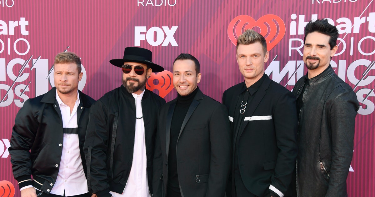 This Backstreet Boys Subway Singalong Will Warm Your Cold Heart