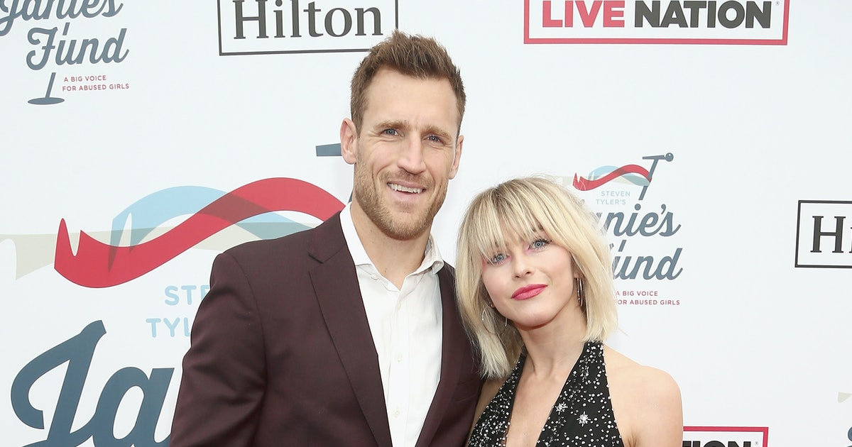 Julianne Hough's Husband Brooks Laich 'So Excited' To See Her As A Mom For The Cutest Reason