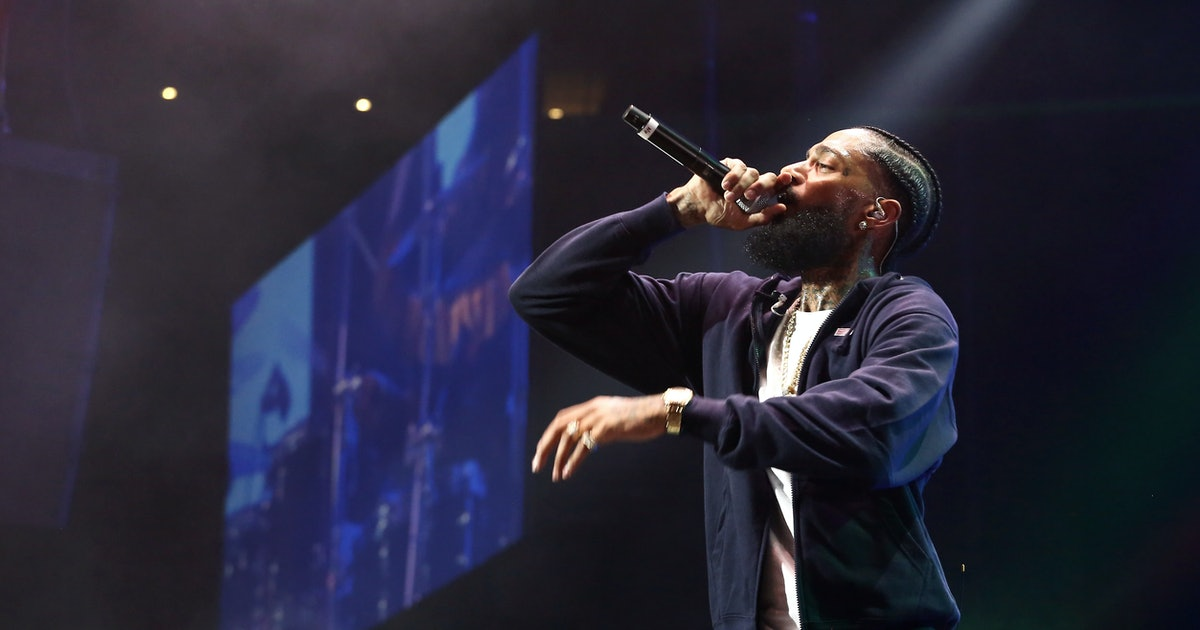 Nipsey Hussle's 2019 BET Awards Tribute Was All About How The Marathon Continues