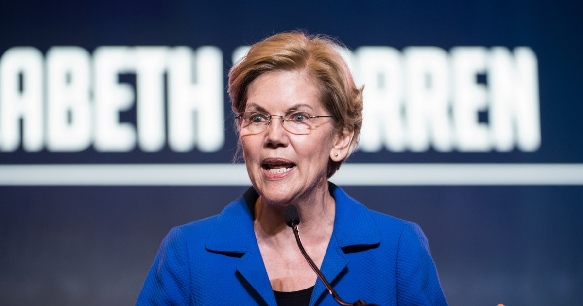 Elizabeth Warren Wants To Protect Elections By Swapping Out Every Single Voting Machine