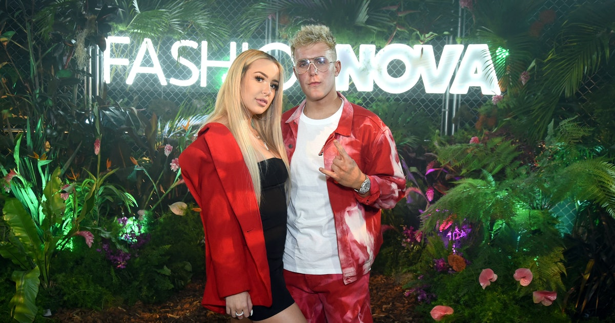Are Tana Mongeau & Jake Paul Engaged? The YouTuber Confirmed The News Via Twitter