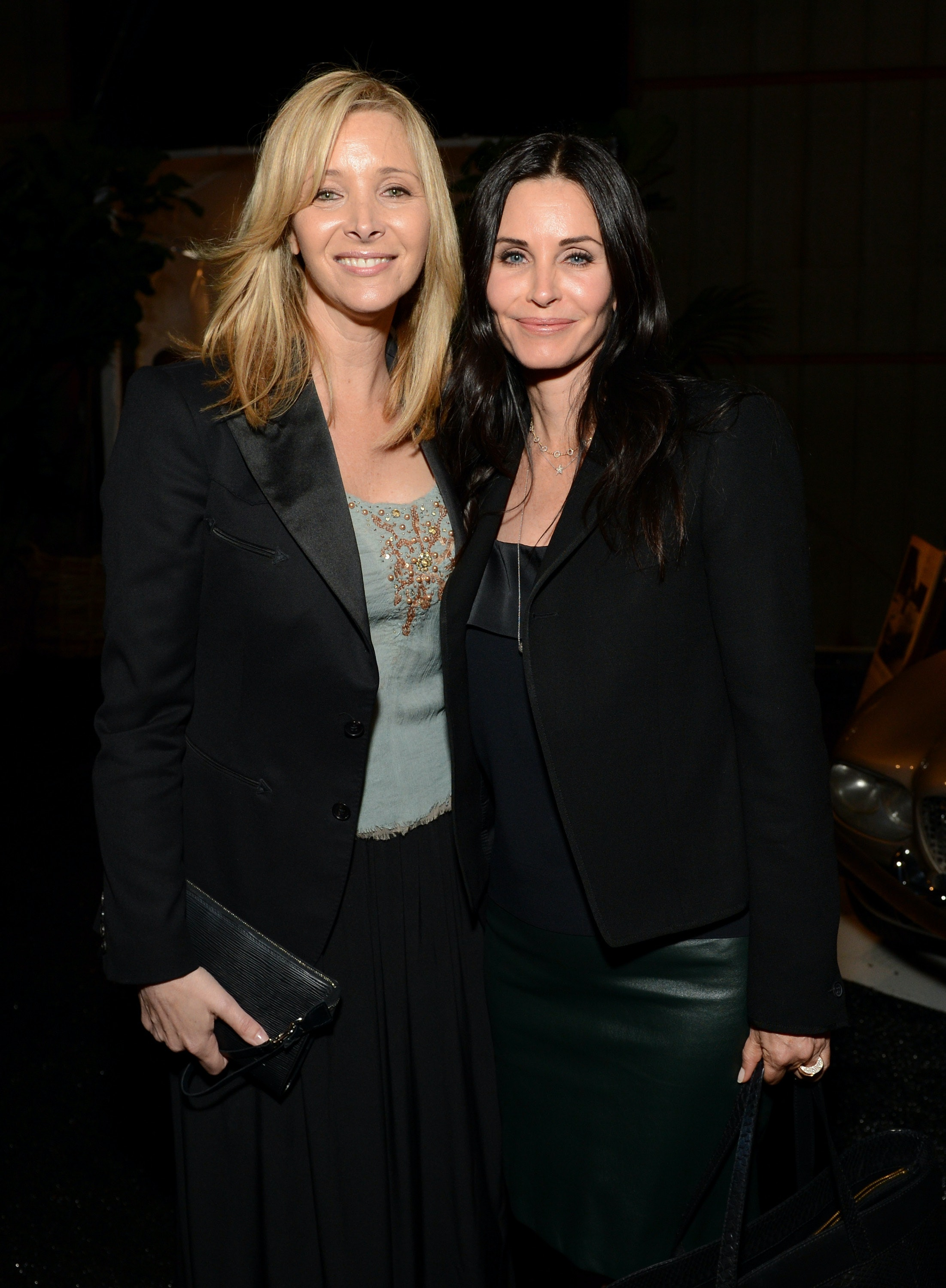 Lisa Kudrow's Latest 'Friends' Reunion Photo Will Have Any