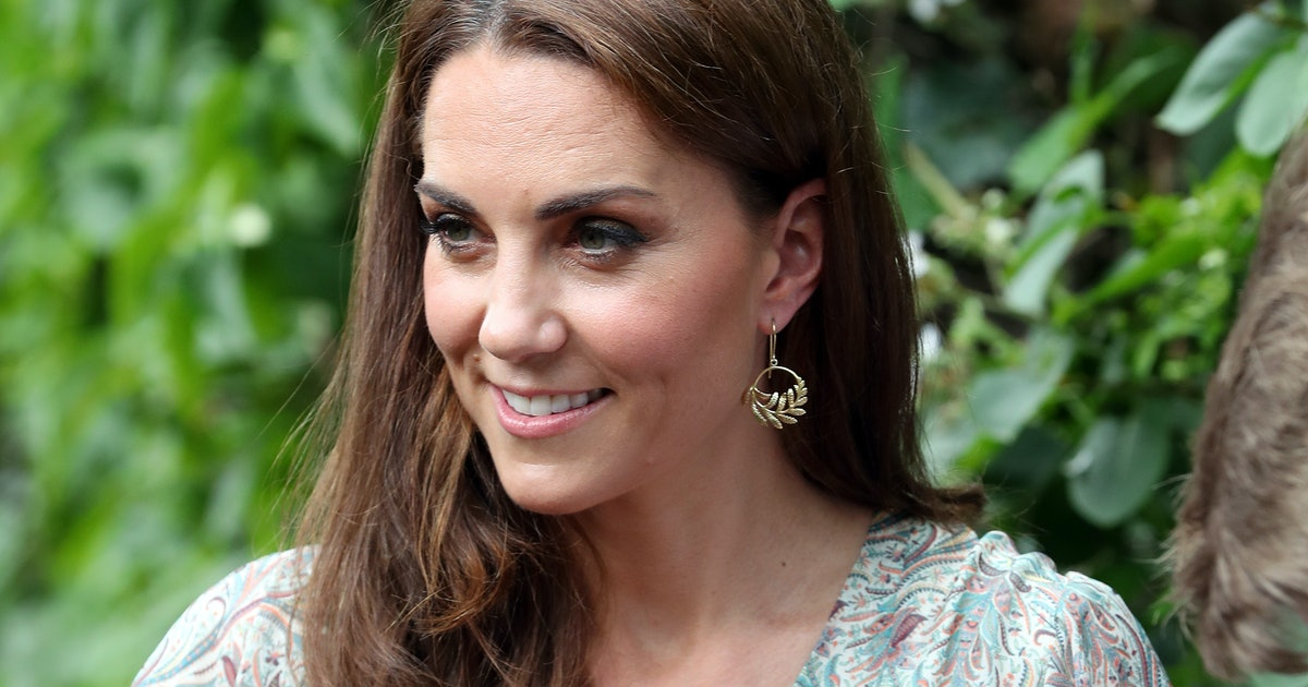 The Queen Just Gave Kate Middleton A New Royal Gig That's Very Artsy & Suits Her Perfectly