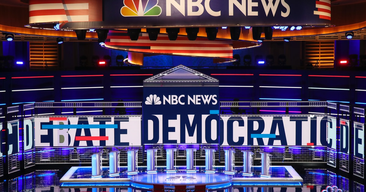 The Number Of Women On The Debate Stage This Week Marks A Monumental First