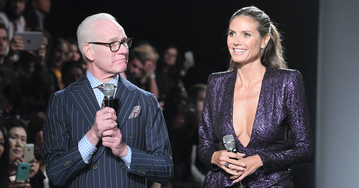 Heidi Klum & Tim Gunn's New Show 'Making The Cut' Will Differ From 'Project Runway' In One Key Way