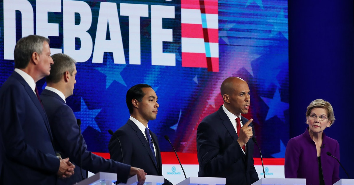 All The Democratic Debate Closing Statements, Word For Word