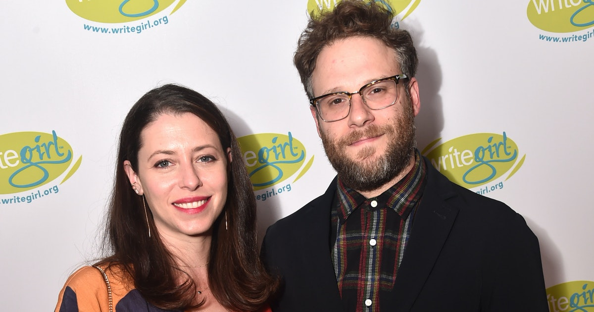 Seth Rogen's Wife Lauren Miller Met 'The Lion King' Star During A Fun Night Filled With Grilled Cheese & Scrabble