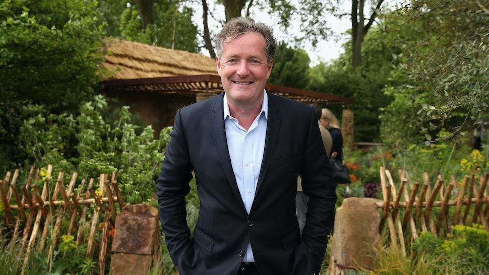 Psychopath With Piers Morgan' Tells Paris Bennett's Story