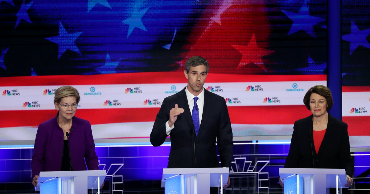 These Memes About Beto O'Rourke's First Answer At The Democratic Debate Are Too Much