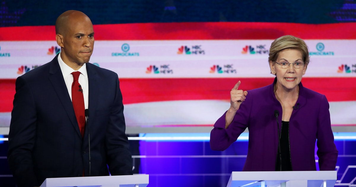 Democratic Debate Memes Are The Comedic Relief You Need Right About Now