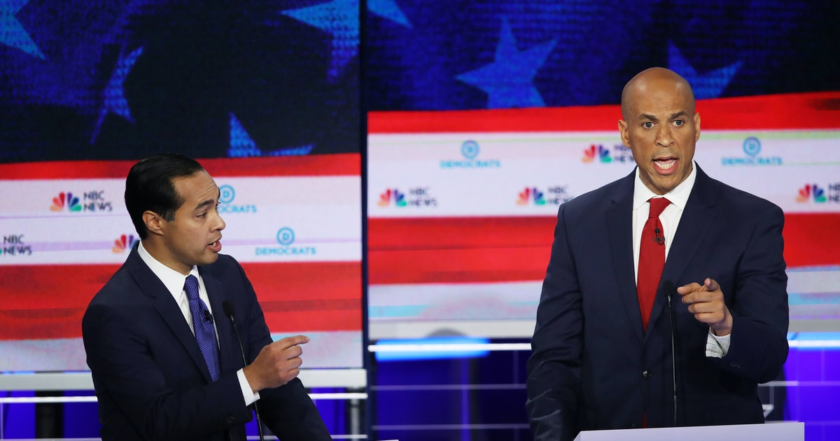 Democrats Talked Trans Rights At The Debate — What Activists Say They Got Right & Wrong