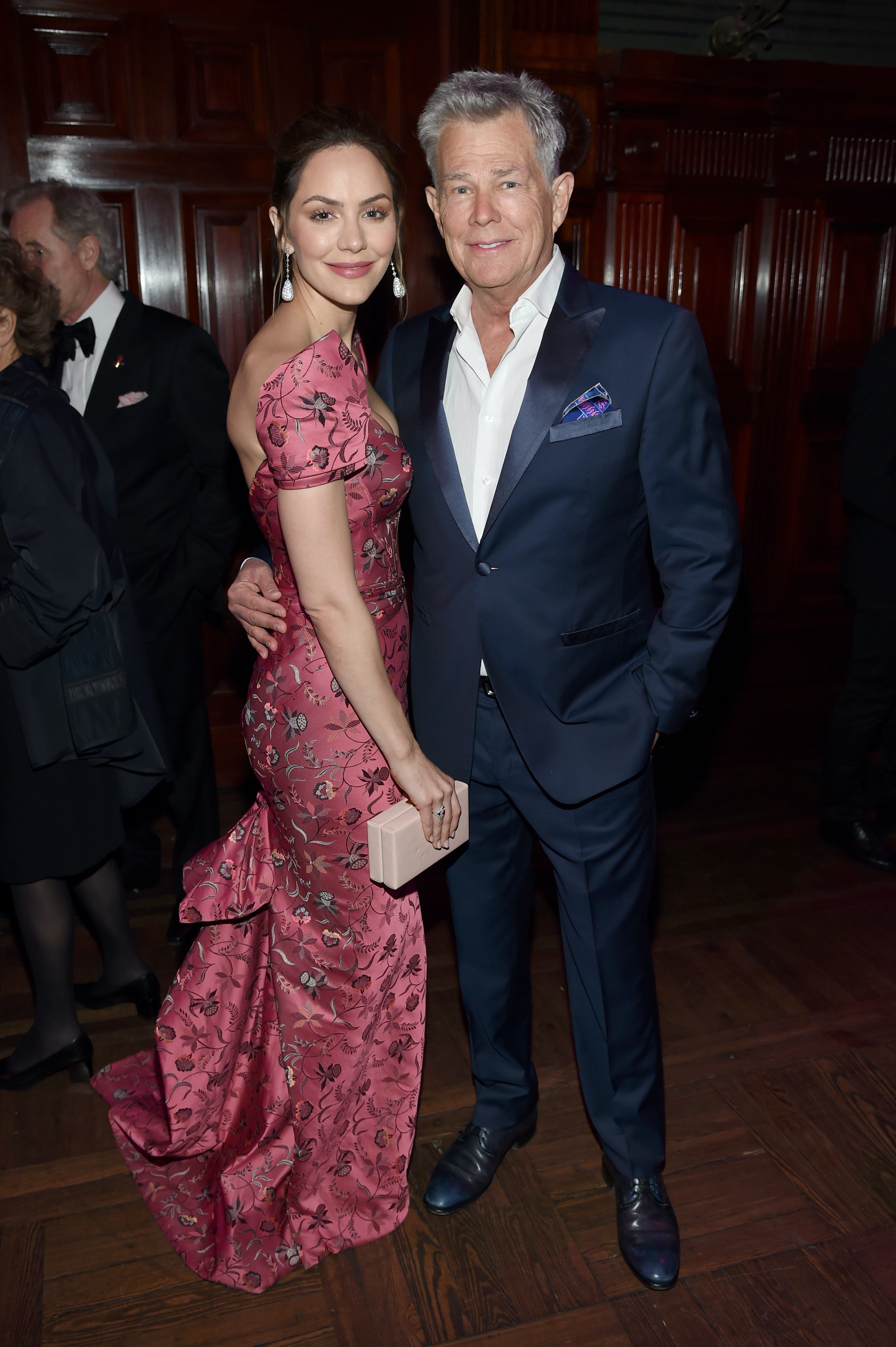 Katharine Mcphee David Foster Got Married On A Very Significant Day For The Couple Video
