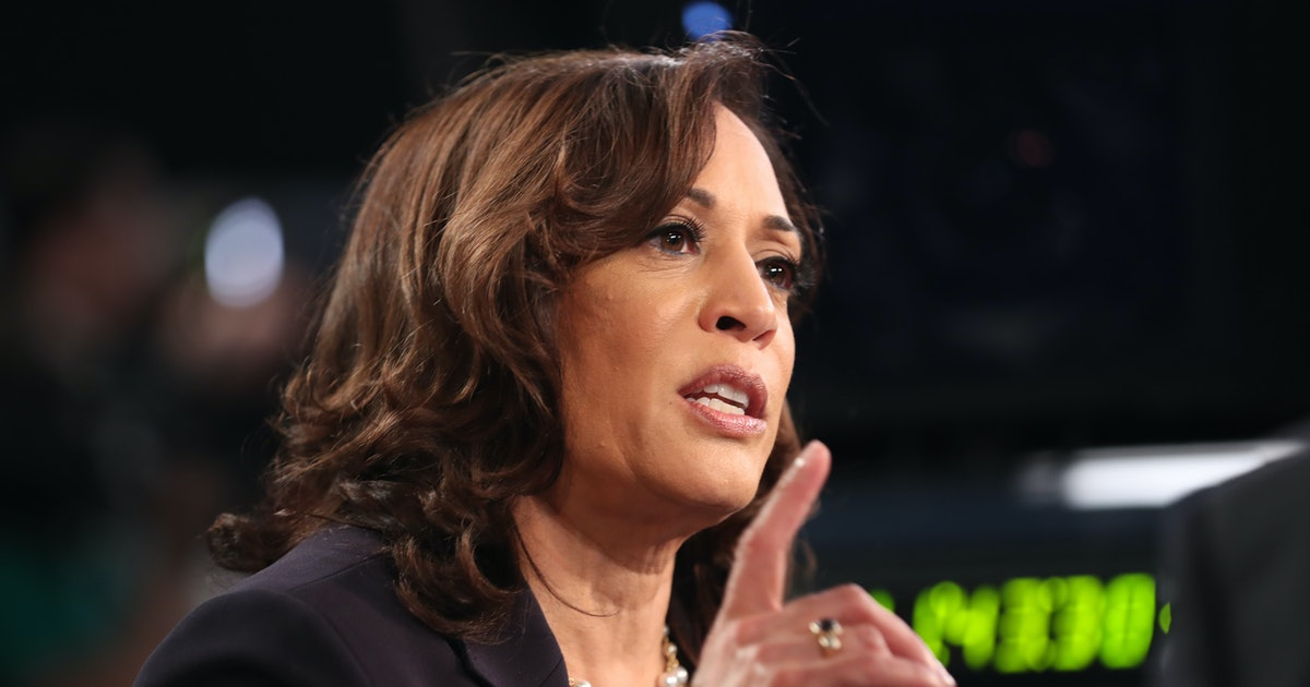 Where Does Kamala Harris Stand On Abortion? She's An Outspoken Advocate