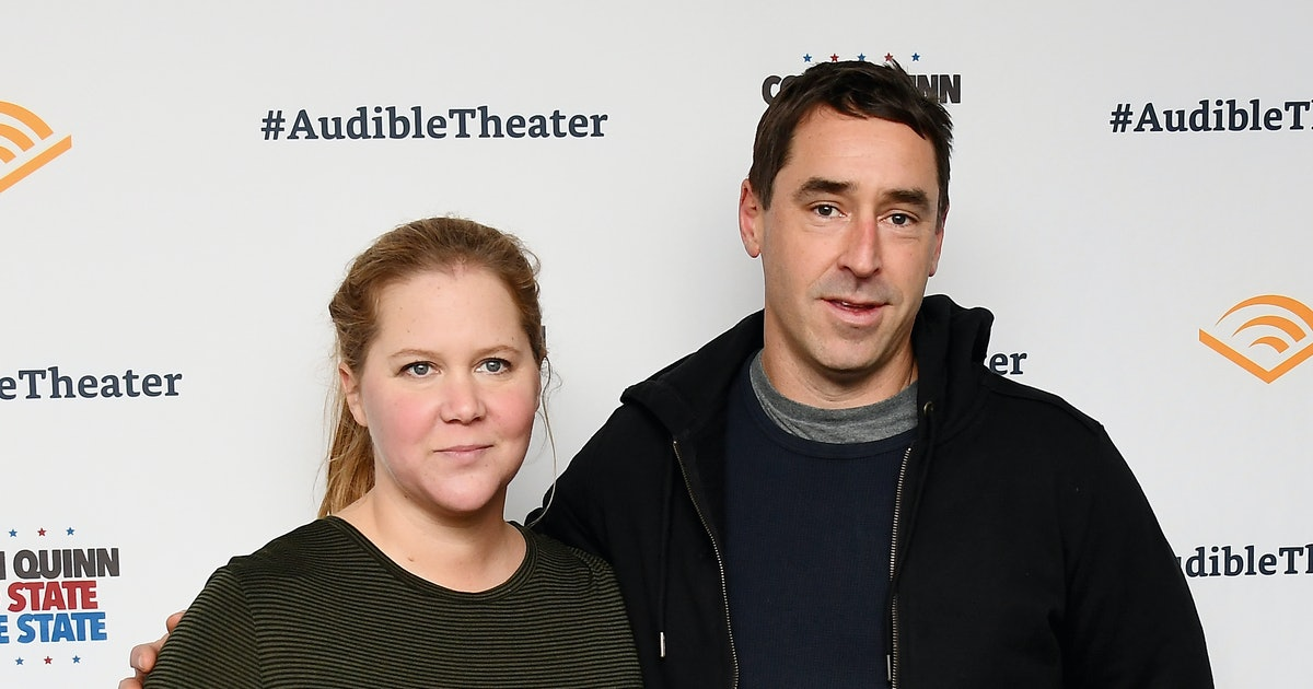 Amy Schumer's Son Gene Is Always Down For A 'Good Cry' (& Honestly, Same)