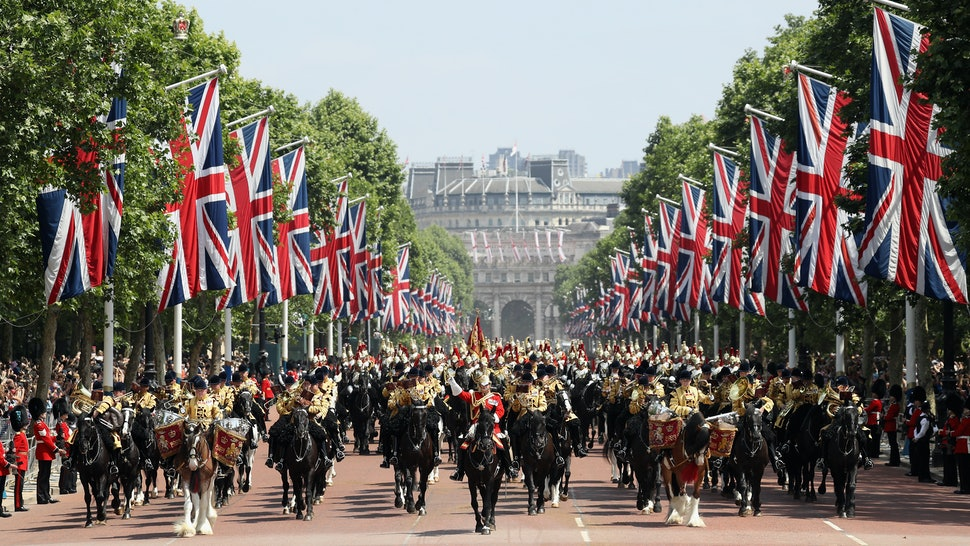 Who Will Attend Trooping The Colour 2019? This Year's