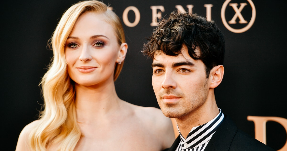 Sophie Turner & Joe Jonas' Wedding Date Might've Just Been Revealed By Dr. Phil — PHOTO