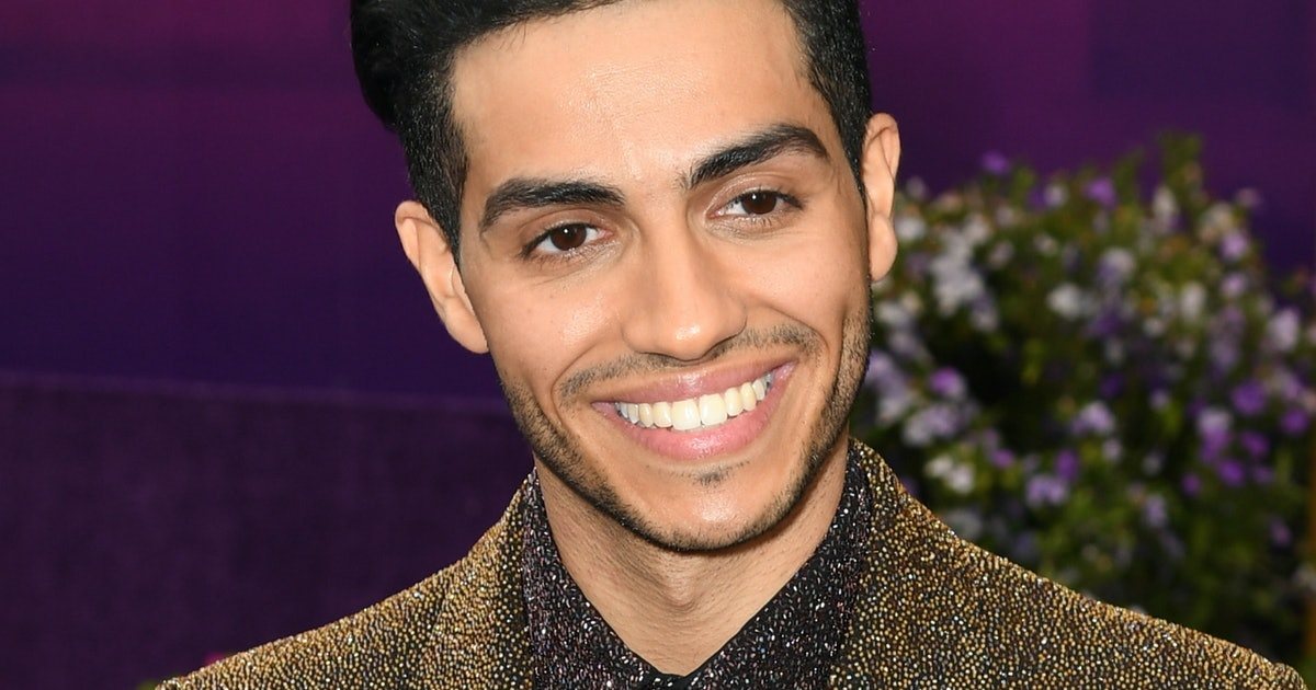 'Aladdin' Star Mena Massoud's Childhood Celebrity Crush Is The Most Early 2000s Thing You'll Hear All Day — VIDEO