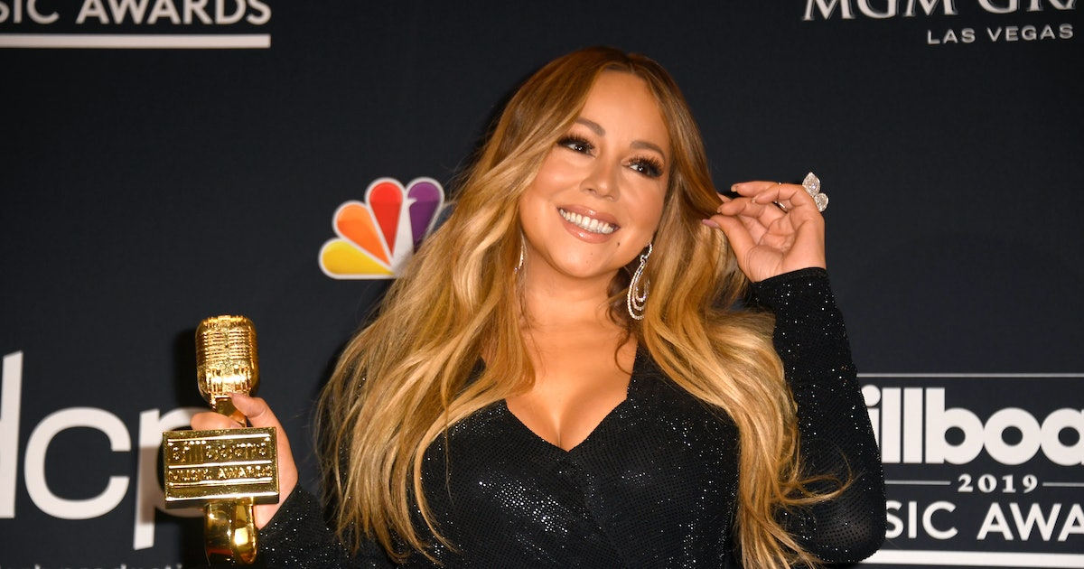 Mariah Carey's Photo Of Her Son Shows That They Look Just Like Twins, Too