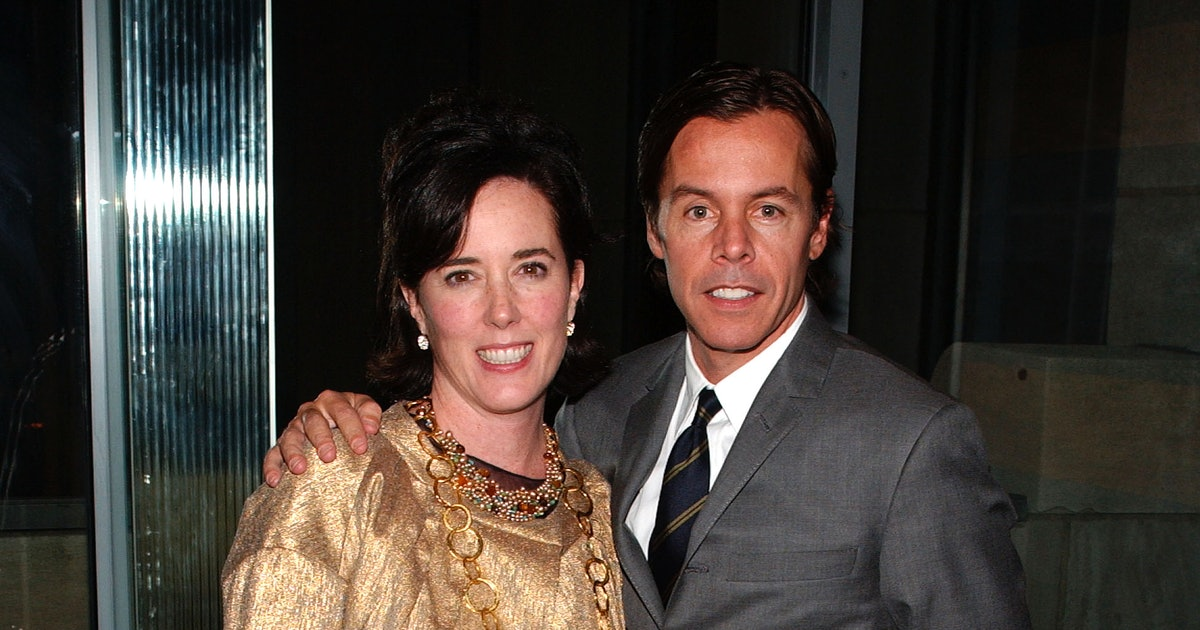 Kate Spade's Husband Andy Honored Her With An Incredibly Moving Tribute — PHOTO