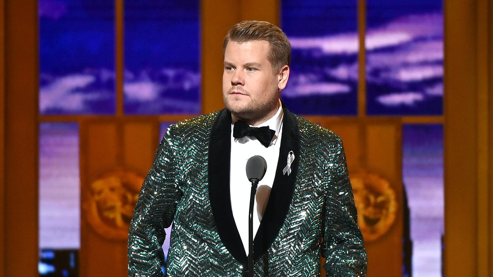 Why 2019 Tony Awards Host James Corden Couldn't Be More ...