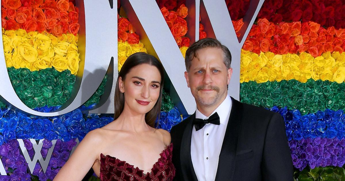 Sara Bareilles' 2019 Tony Awards Dress Was A Dreamy Wine-Red Goth Gown