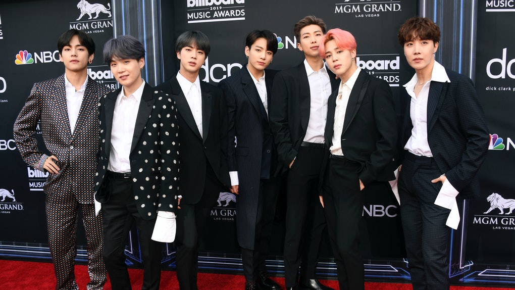 BTS Made History On Forbes' 100 Highest-Paid Celebrities List