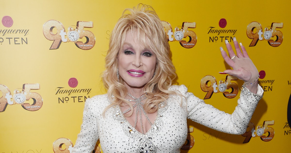 Dolly Parton's Hallmark Christmas Movie Will Take Fans On A Trip To Dollywood