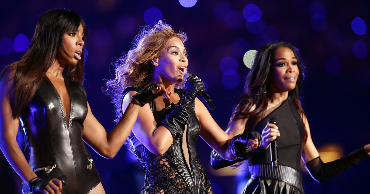 The Photos Of Destiny's Child At The 'Lion King' Premiere Will Fill You With Pride