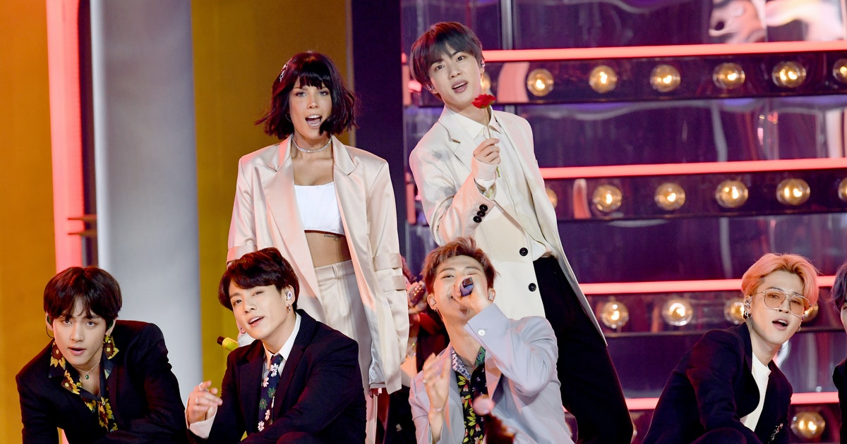 Halsey's Quotes About BTS Explain Their Deep, Deep Connection