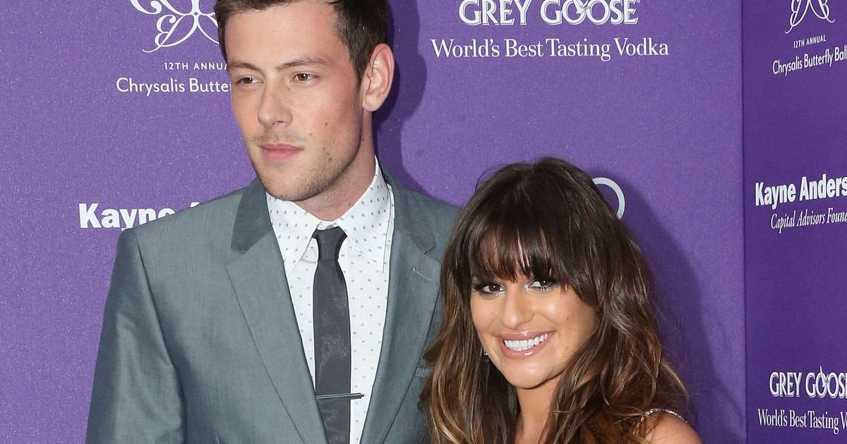 Lea Michele Honored Cory Monteith's Memory With A Moving Post On The Anniversary Of His Death