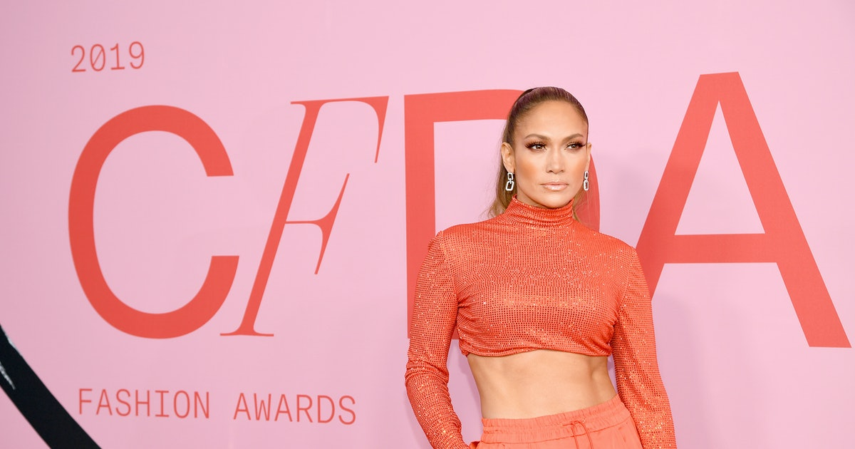 Jennifer Lopez's Track Pants Are As Chic As They Are Comfy