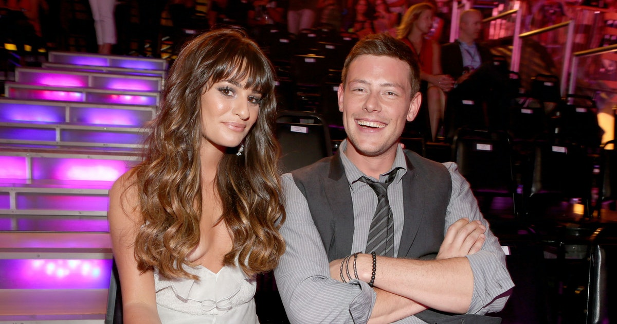 Lea Michele's Tribute To Cory Monteith On The Anniversary Of His Death Is So Incredibly Sweet