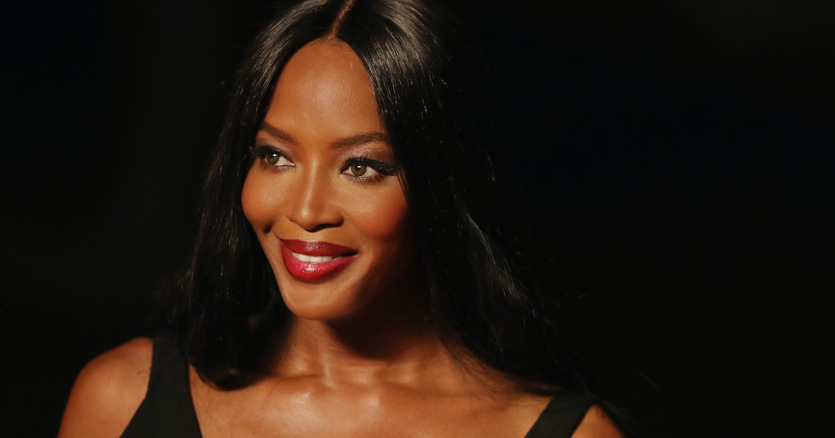 Naomi Campbell's Plane Cleaning Routine May Be Elaborate, But It's All For A Valid Reason