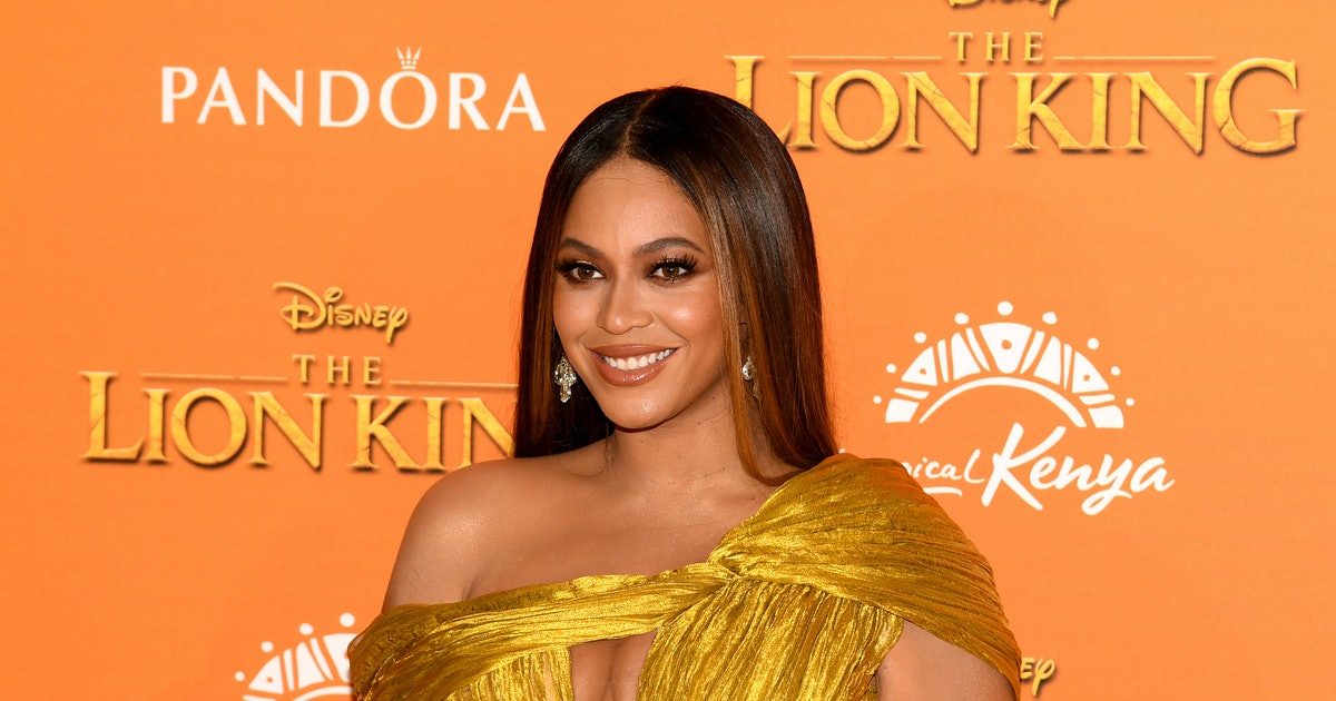 """Beyonce's """"Spirit"""" Music Video From 'The Lion King' Features Blue Ivy & The Beauty Of Africa"""