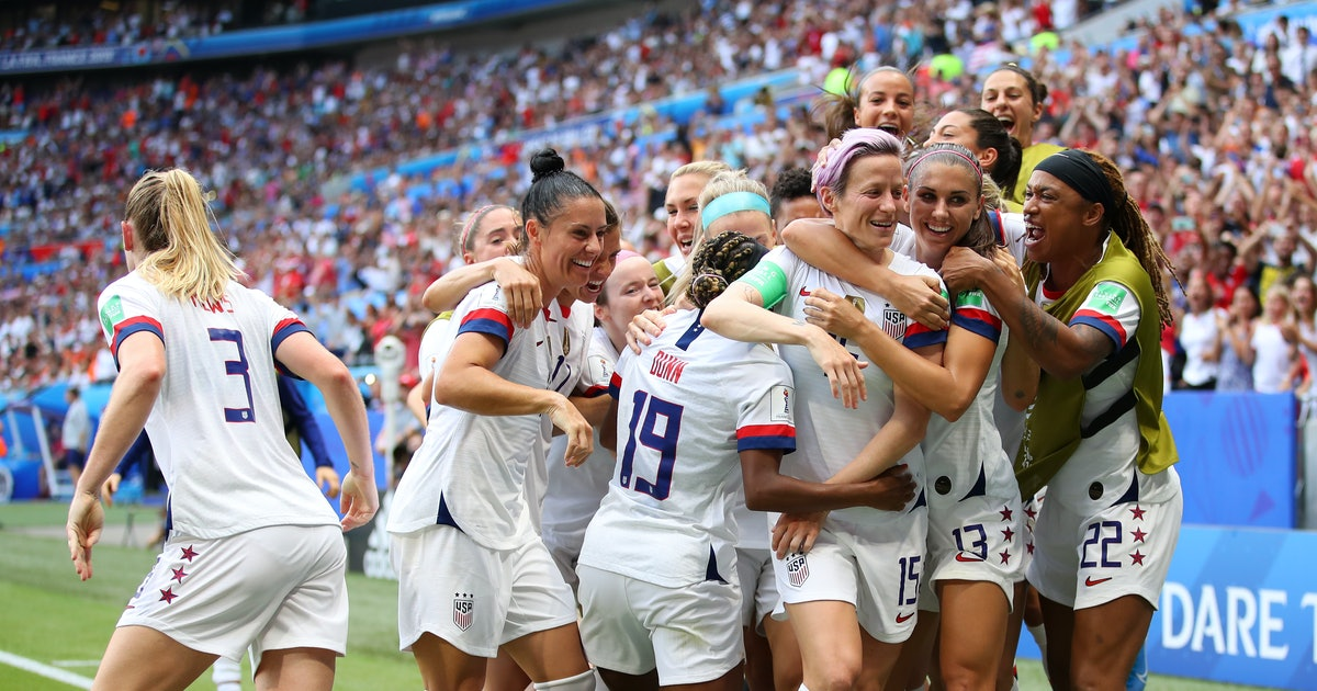 Nike's U.S. Women's World Cup Jersey Is Its Best-Selling Soccer Kit. Here's Why That's Important For The Future Of Sports.