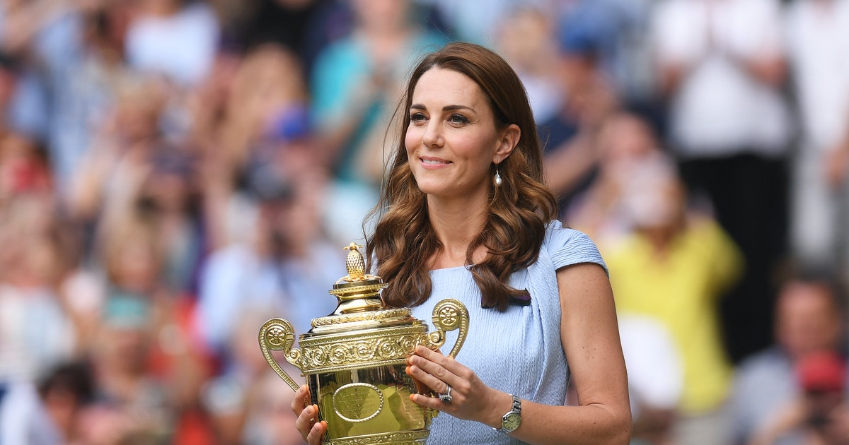 Kate Middleton Wore Aldo Nicholes Heels To Wimbledon & They're Only $80